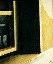 086 Soirée près d'une Fenêtre