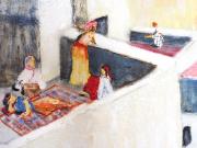 152 La Casbah Vue des Terrasses détail 2