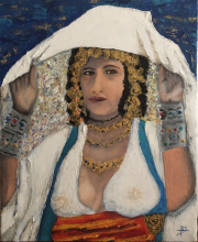 194-Femme-berbère-Ouled-Neil
