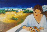145 La Peintre