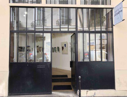 Exposition «Lumières» de Roland de Saint Etienne à la Galerie Joseph – Paris – octobre 2018
